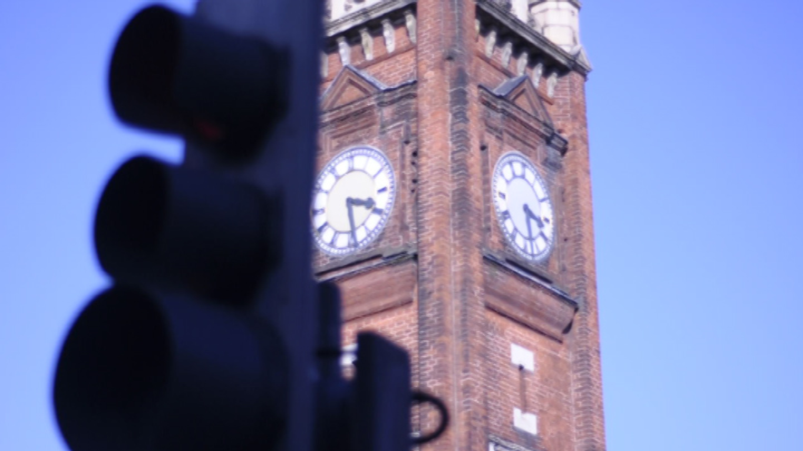 The Retail Inspector - Clock-Tower