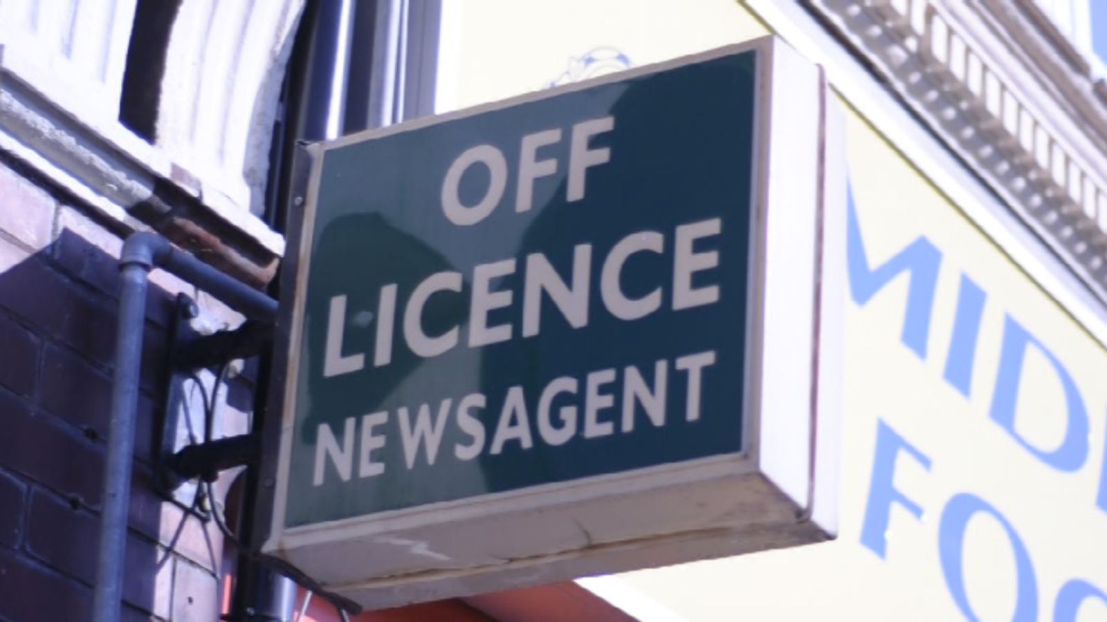 The Retail Inspector – Off-License