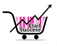 etail success