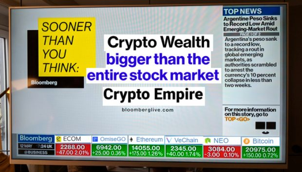 Crypto Empire Antony Welfare